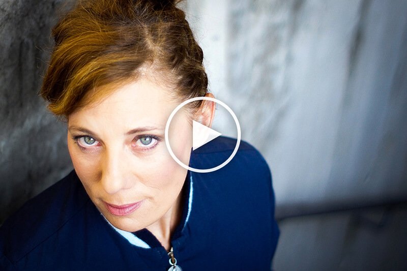 Simone Wagner Showreel Schauspielervideos